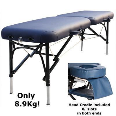 Ultra lagani stolovi za masažu